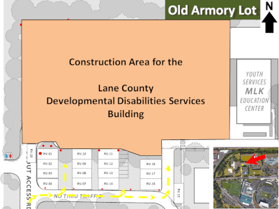 OLD ARMORY LOT